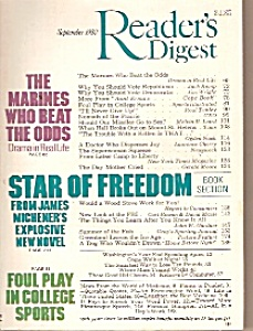 Reader's Digest -  September 1980 (Image1)