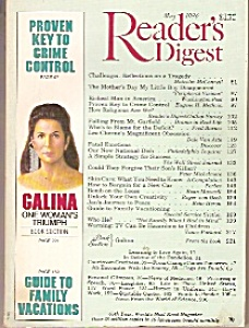 Reader's Digest -  May 1986 (Image1)