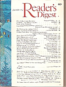 Reader's digest -  December 1972 (Image1)
