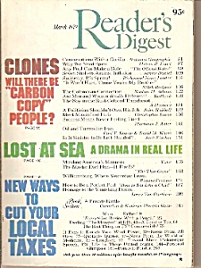 Reader's Digest -  March 1979 (Image1)