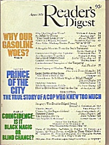 Reader's Digest -  August 1979 (Image1)