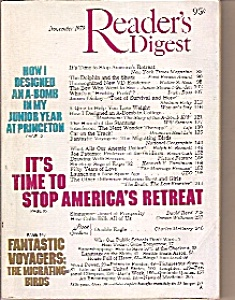 Reader's Digest -  November 1979 (Image1)