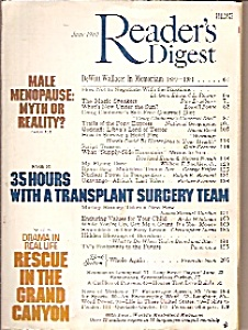 Reader's Digest -  June 1981 (Image1)