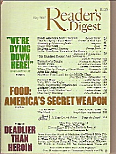 Reader's Digest - May 1982 (Image1)
