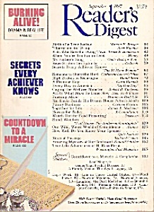 Reader's Digest - September 1987