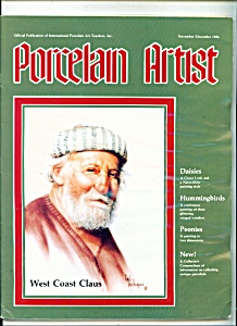 Porcelain Artist -  November/December 1986 (Image1)