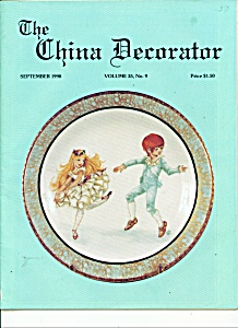 The China Decorator  = September 1990 (Image1)
