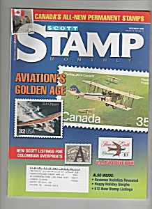 Scott stamp monthly magazine  - December 2006 (Image1)