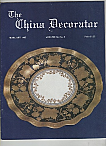 The China decorator - february 1987 (Image1)