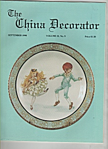 The China Decorator - September 1990