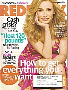 Redbook magazine -  August 2008 (Image1)