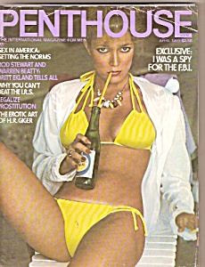 Penthouse magazine -  April 1980 (Image1)