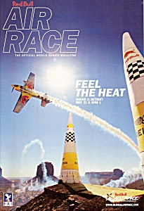 Red Bull Ace Race Magazine - May 31, 2008