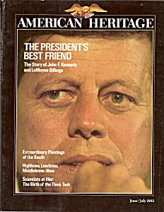 American Heritage magazine - June/July 1983 (Image1)