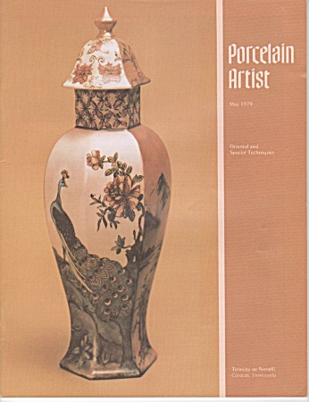 Vintage Ipat - Porcelain Artist - May - 1979