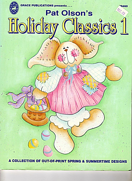 HOLIDAY CLASSICS 1~PAT OLSON~TOLE~OOP (Image1)
