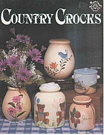 Country Crocks - Marlene Lachape - Tols Painting