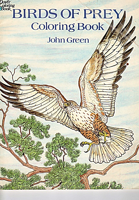 VINTAGE~BIRDS OF PREY~JOHN GREEN (Image1)
