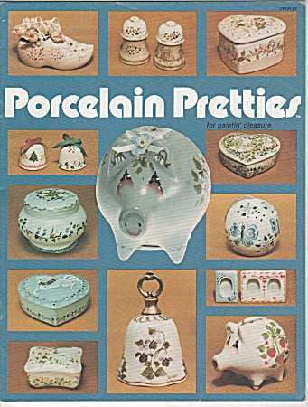 PORCELAIN PRETTIES~ANNIE RICHARDSON~OOP~1982 (Image1)