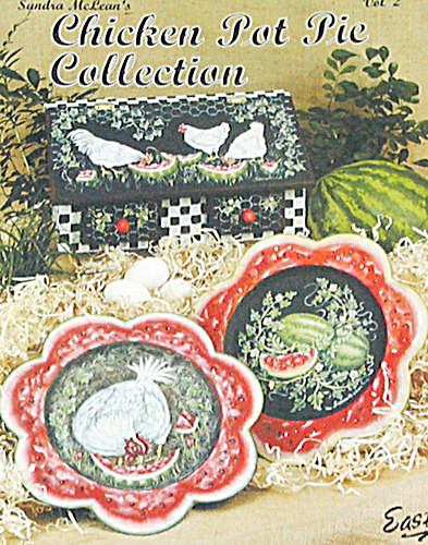 VINTAGE~CHICKEN POT PIE COLLECTION~VOL2 (Image1)