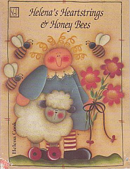 Vintage - Helena's Heartstrings & Honey Bees - Oo