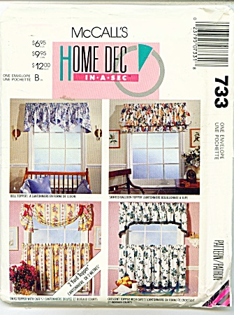 McCALL HOME PATTERN (Image1)