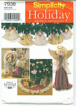 McCALL'S HOLIDAY PATTERN (Image1)