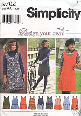 DESIGN YOUR OWN JUMPER BY SIMPLICITY (Image1)