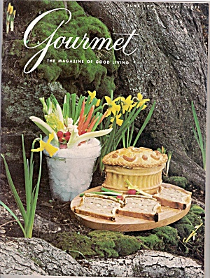 Gourmet Magazine - June 1972 (Image1)