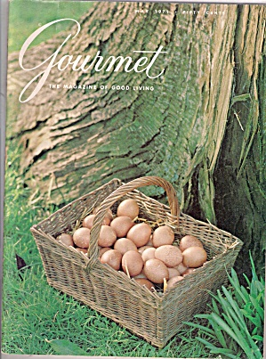 Gourmet Magazine - May 1971
