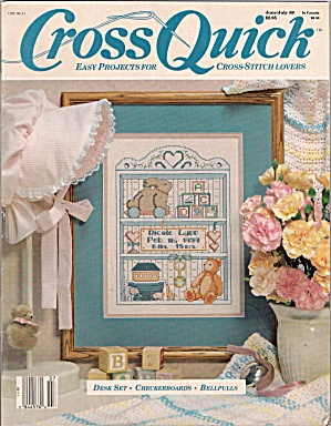 Cross Quick Magazine- June/july 1989