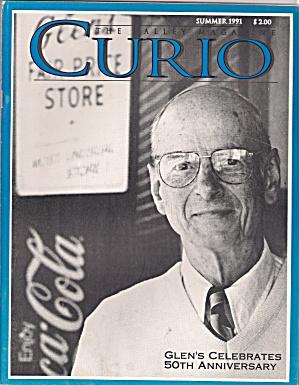 Curio magazine - 1991 summer (Image1)