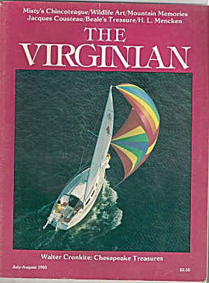 The Virginian -  July-August 1985 (Image1)