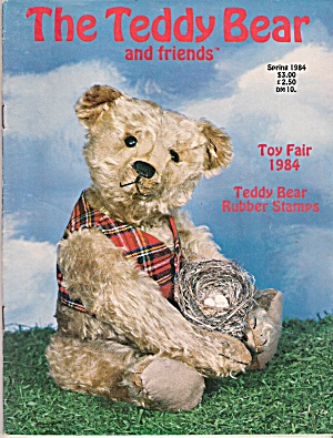 The Teddy Bear and friendfs -  spring 1984 (Image1)