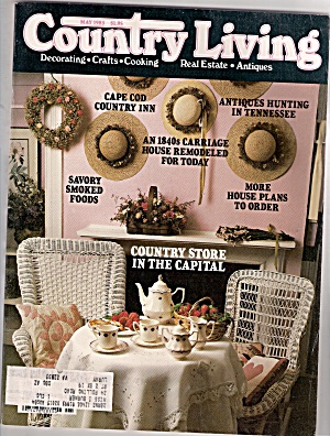 Country Living -  May 1983 (Image1)