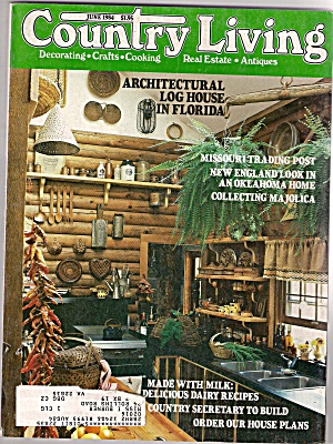 Country Living -  June 1984 (Image1)
