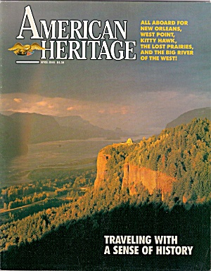 American Heritage -  April 1988 (Image1)
