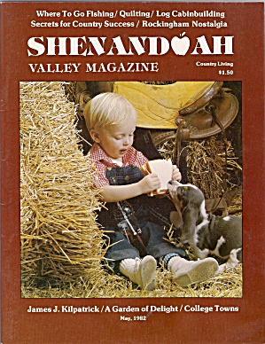 Shenandoah valley magazine -  May 1982 (Image1)