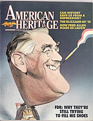 American Heritage -  February 1988 (Image1)