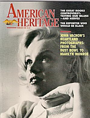 American HeritageFebruary 1989 (Image1)