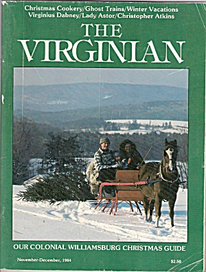 The Virginian -  November-December 1984 (Image1)