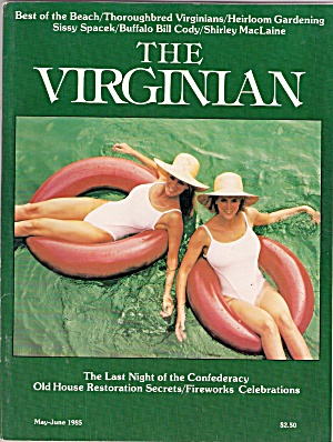 The Virginian -  May-June 1985 (Image1)