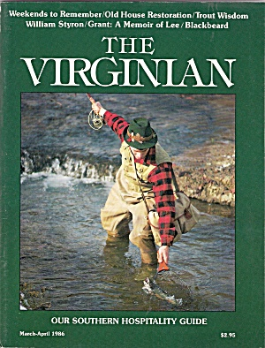 The Virginian - March- April 1986