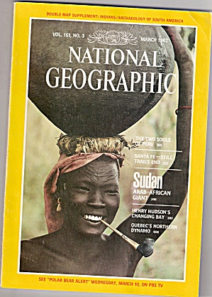 National Geographic - March 1982