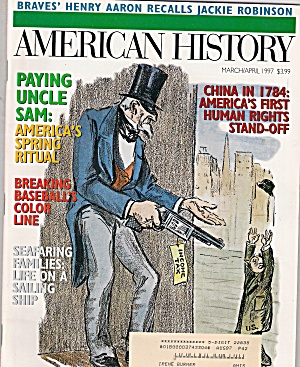 American History -  March-April 1997 (Image1)
