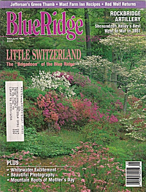 Blue Ridge Country -may/june 1991