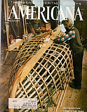 Americana Magazine- May/june 1977
