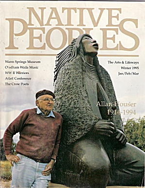 Native Peoples -   Winter 1995 (Image1)