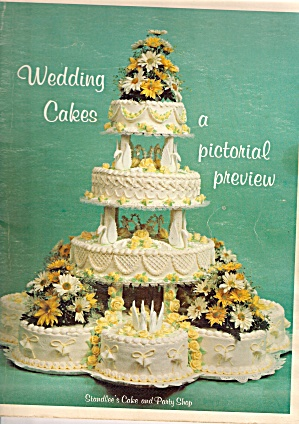 Wedding cakes -   1979 (Image1)