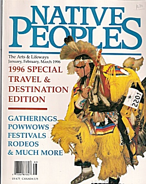Native  Peoples -  1996 special (Image1)